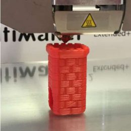 product design 3d printing tower