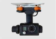2 Axis Stabilized camera Gimbal