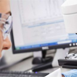 product testing microscope computer