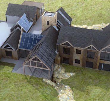 residential energy saving home