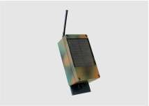 wildlife solar powered wireless signal relay