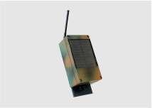 wildlife solar powered wireless signal relay